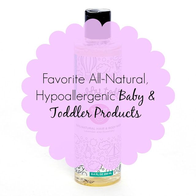Favorite All Natural Hypoallergenic Baby And Toddler
