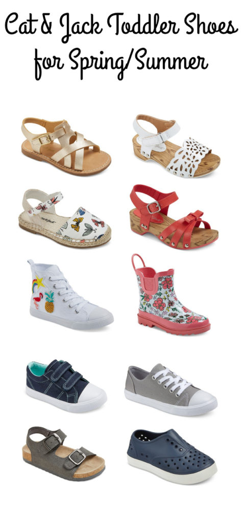Cat \u0026 Jack Toddler Girls and Boys Shoes